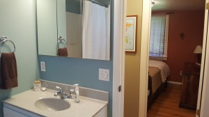 Little Green Guesthouse Bathroom